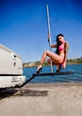 stripper pole knuckled ragger magazine