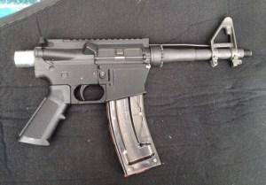3d gun Michael Guslick knuckle dragger magazine