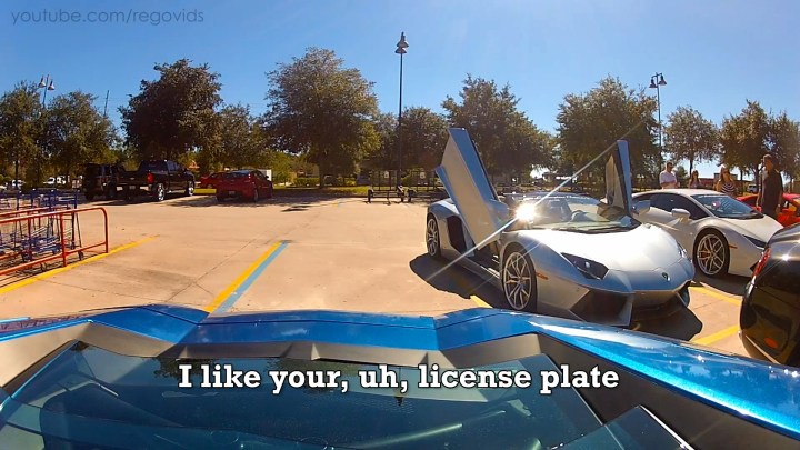 10 Hours Driving Around NYC with an Exotic Car [Graphic Content]