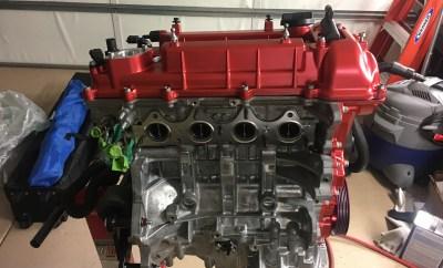 Kdm built motor