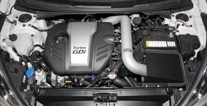 K&N Hyundai Veloster Turbo 1 6L Typhoon Performance Intake