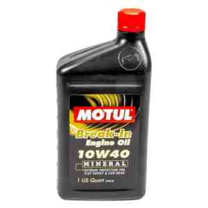 Motul Break in