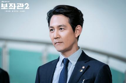 補佐官シーズン2|登場人物・キャスト情報|チャン・テジュン(イ・ジョンジェ)