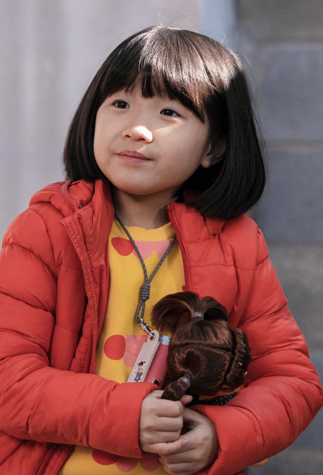ユン・ヘイン(cast:アン・セビン)