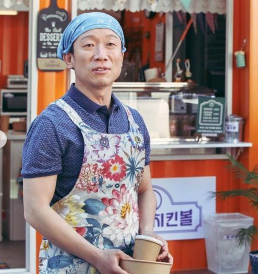 ユン・ヨンス(cast:チョン・ソギョン)
