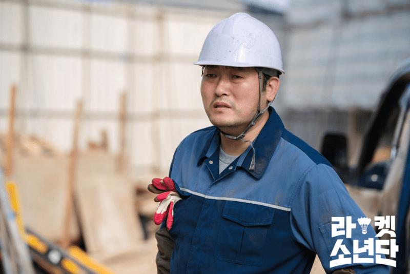 ユ班長(cast:イ・ジュヒョク)
