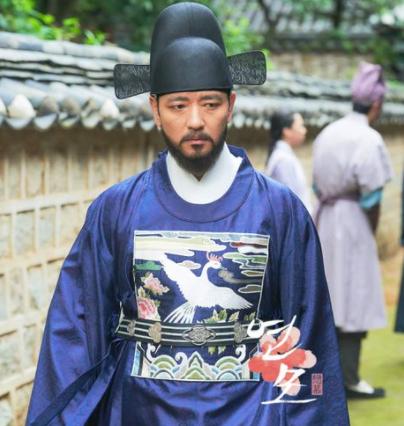 チョン・ソクチョ(cast:ぺ・スビン)
