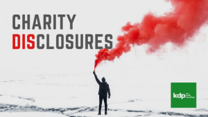 When a Charity Closes, What Should be Disclosed?