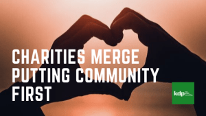 Charities Merge Putting Community First