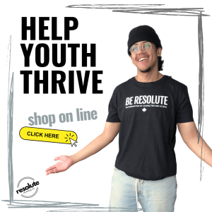 Help Youth Thrive with resoluteclothingco.com