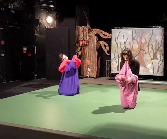 Nova predstava Krpimirci