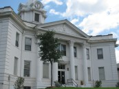 Old Vernon Courthouse
