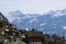 Banjaran Alps yang bernama Berner Oberland