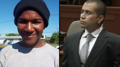 """President Barack Obama called on Sunday for """"calm reflection"""" following the acquittal of George Zimmerman in the shooting death of Trayvon Martin. (Credit: CNN)"""