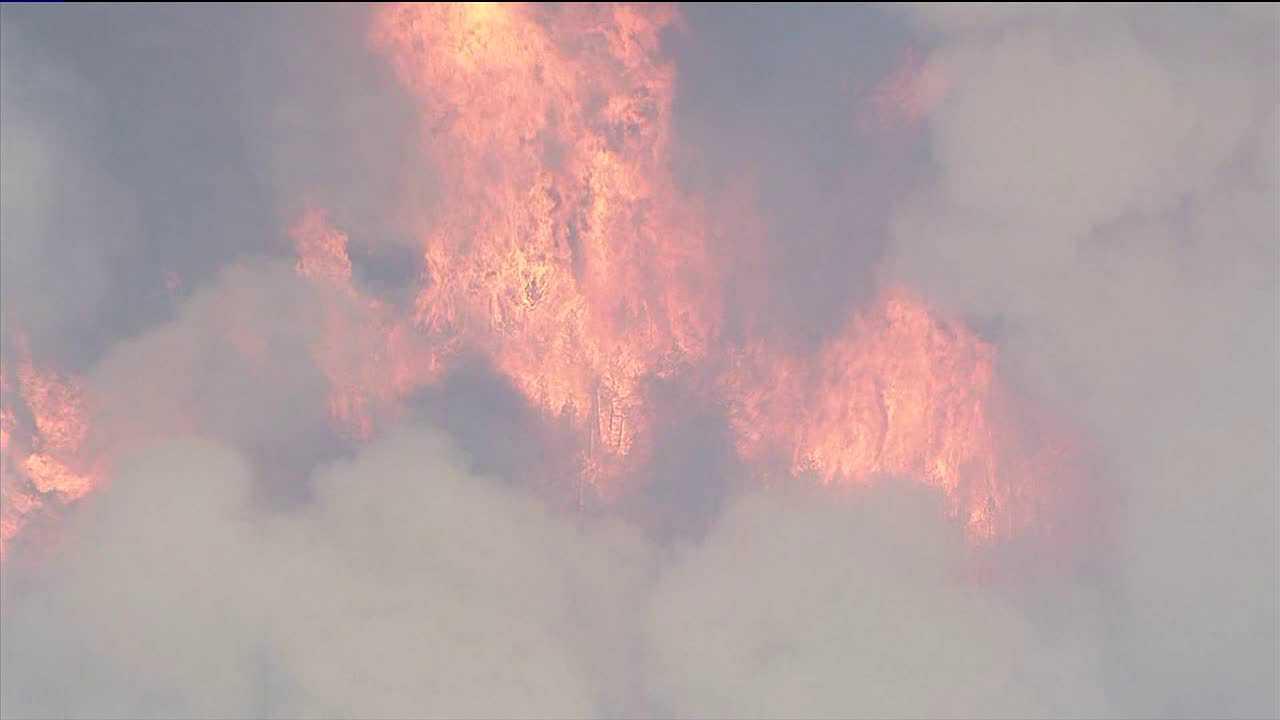 High Park Fire. June 22, 2012.