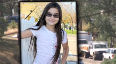8-year-old Leila Fowler was pronounced dead on April 27, 2013, after being stabbed on her way to school in rural Northern California. (Photo: KOVR)