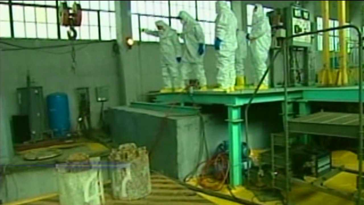 North Korea says it will restart a nuclear reactor on April 2, 2013, that it originally shut down as part of a disarming gesture. (Photo: CNN)