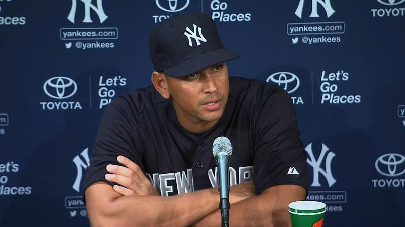 Yankees' Alex Rodriguez receives 162-game suspension. (Photo: CNN Wire)