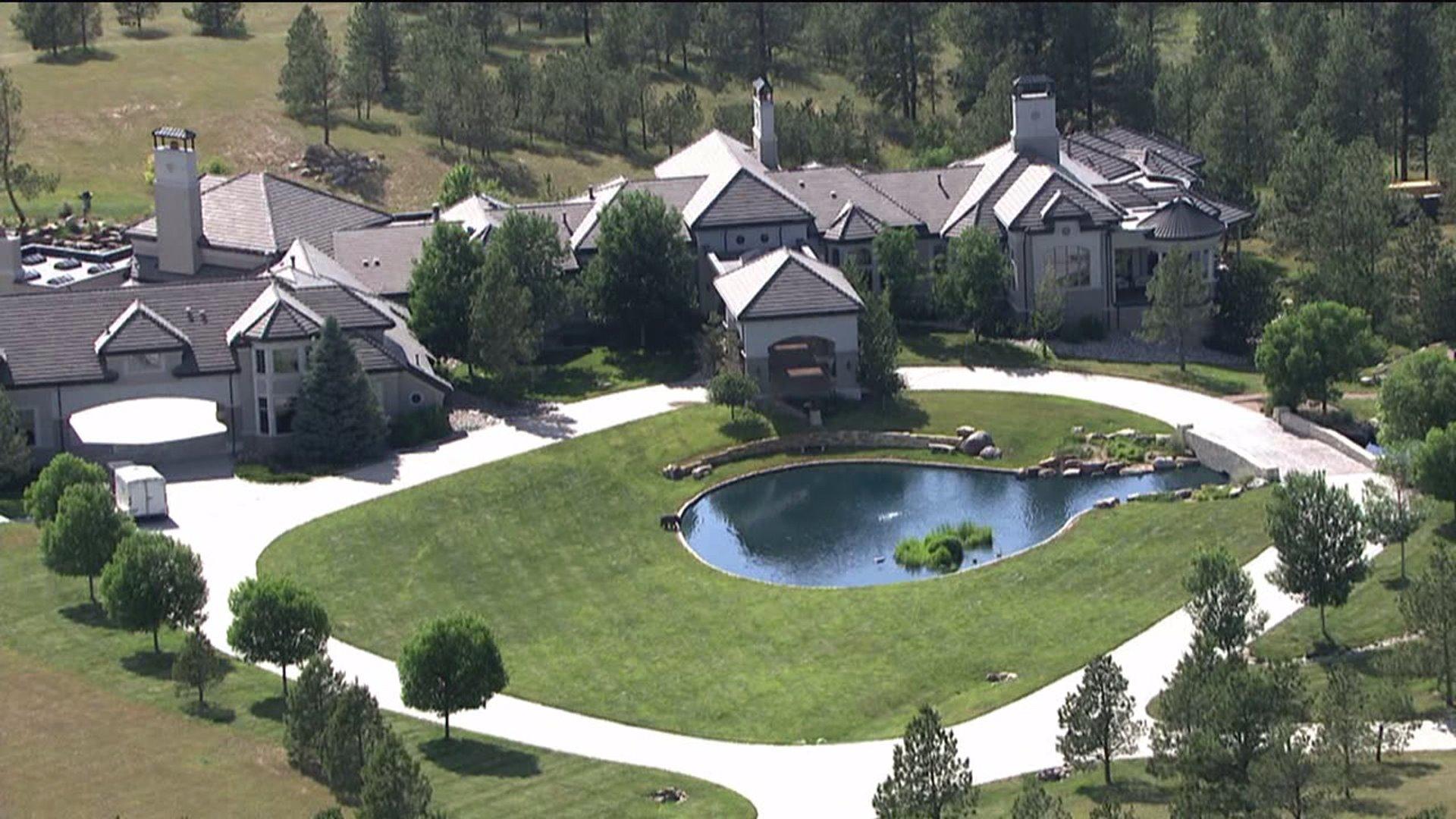 Mansion in Parker on the market for $18 million