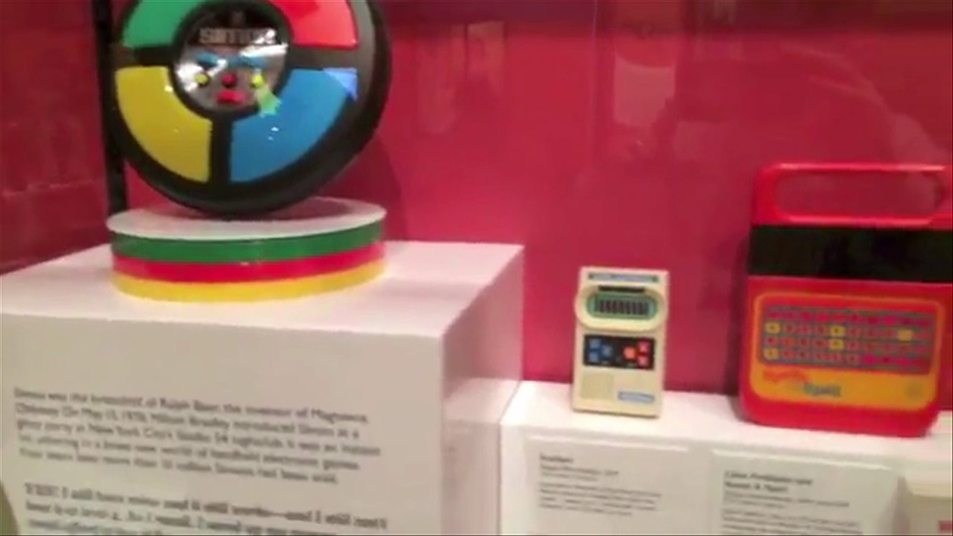 Old toys on display at History Colorado exhibit