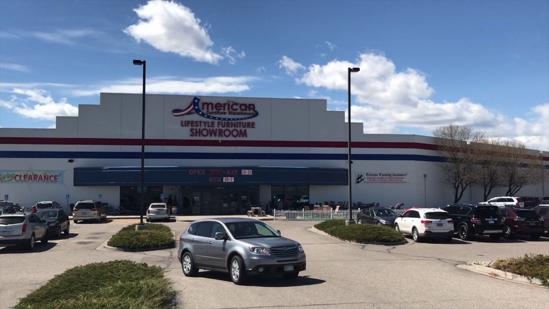 American Furniture Warehouse Seeks Special Approval For 60 Foot