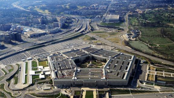 Pentagon, CNN Newsource