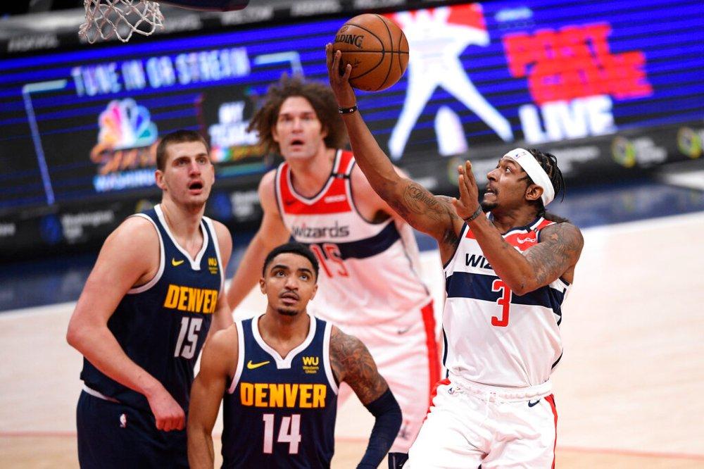 Αποτέλεσμα εικόνας για Washington Wizards - Denver Nuggets 130-128