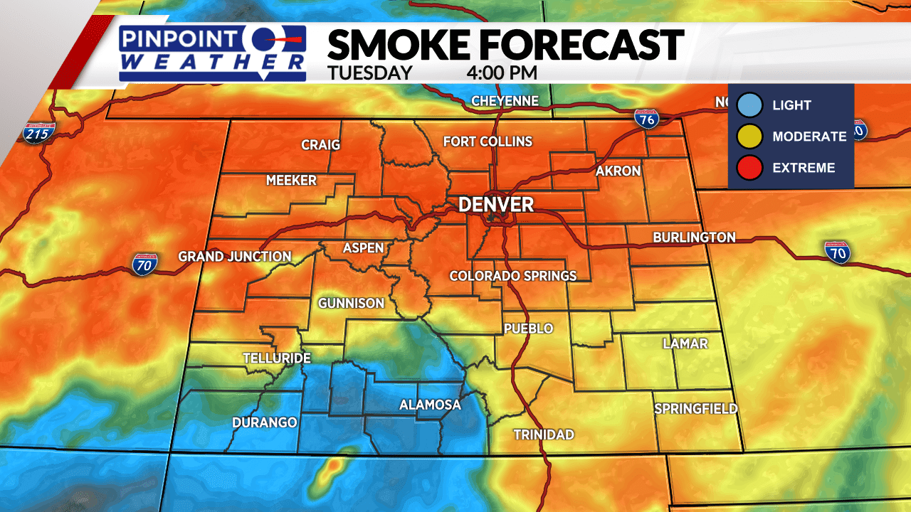 It seems that fires in california news remain top stories throughout the year. Denver Air Quality Wildfire Smoke Continues Tuesday Fox31 News