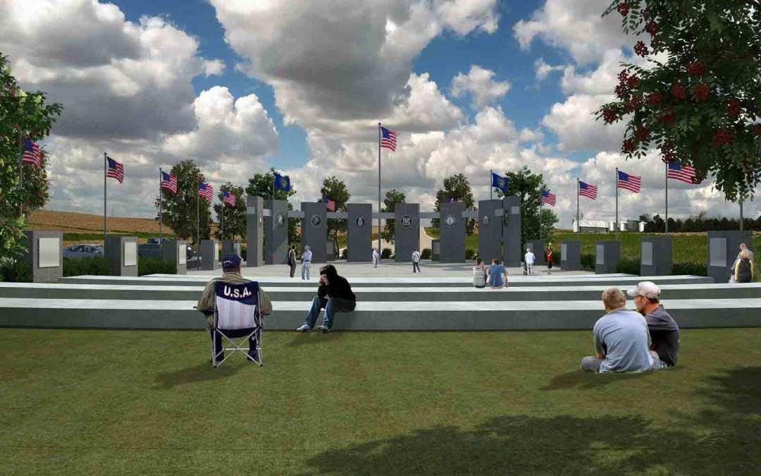 Central Nebraska Veteran's Memorial - Kearney, NE
