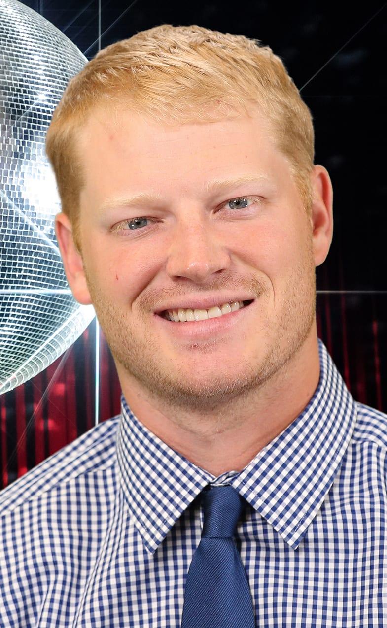 Drake Beranek, Kearney High Basketball Coach