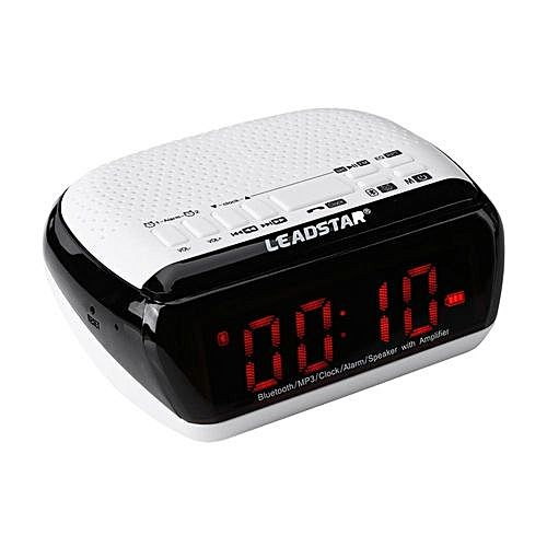 mp3 alarm clock online unique alarm clock. Black Bedroom Furniture Sets. Home Design Ideas