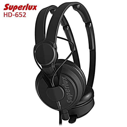 Superlux HD-562 Omnibearing Music Headphones Noise ...