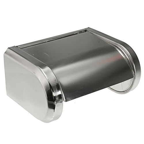 Generic US Stainless Steel Bathroom Toilet Wall Mounted ... on Wall Mounted Tissue Box Holder id=69246