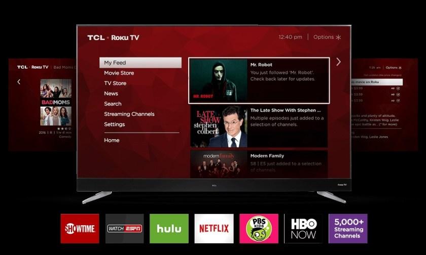 TCL Roku TV C-Series C807