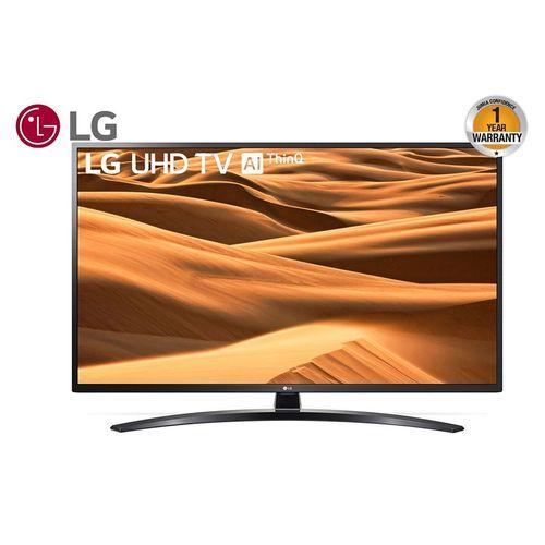 """65"""" 65UM7450 Smart Ultra HD 4K LED TV - Black"""