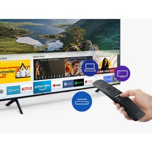 55'' CRYSTAL ULTRA HD SMART TV, NETFLIX TU8000 FRAMELESS