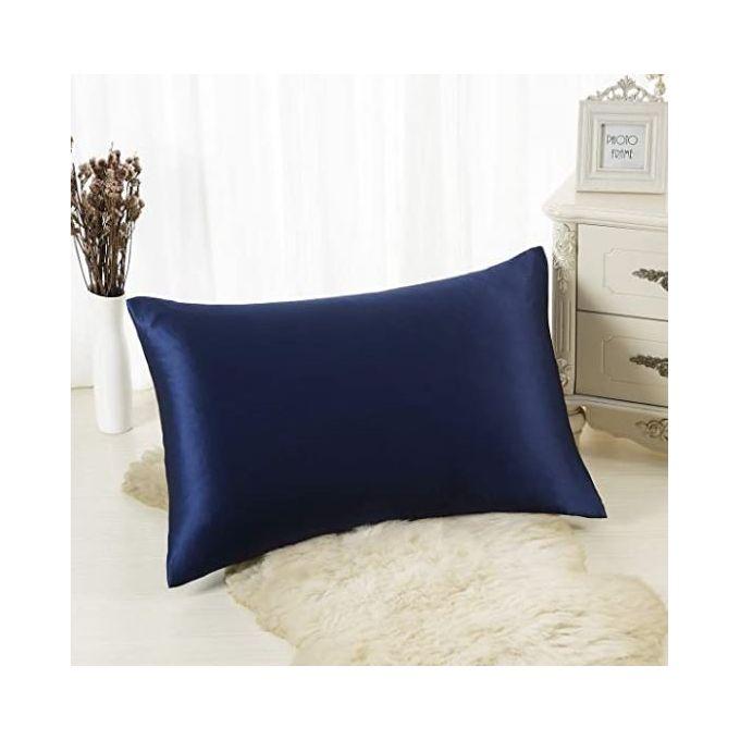 silk satin pillow case cover