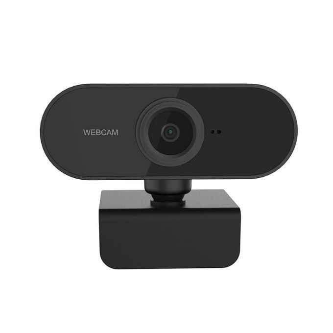 product_image_name-Generic-HD Webcam 1080P Auto Focus Webcam Built-in Mic Com-1