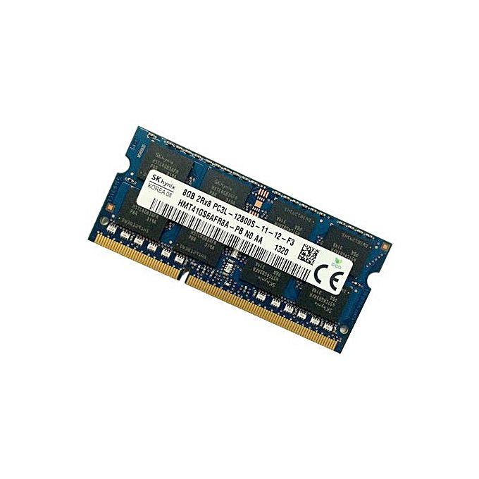 4GB Laptop Memory Module Pc12800 1600 RAM Jumia Kenya