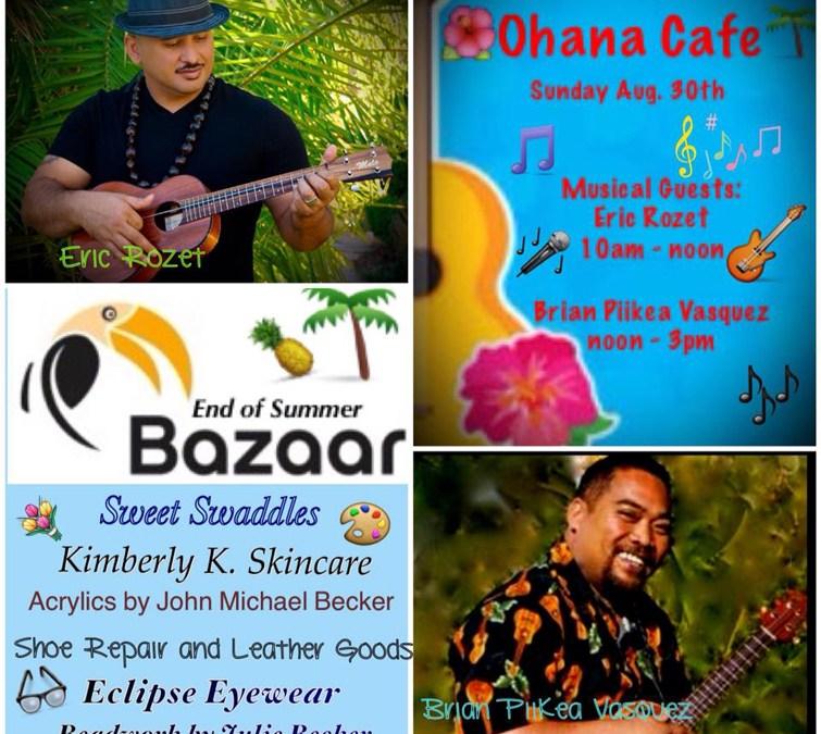 Bazaar at Ohana Cafe