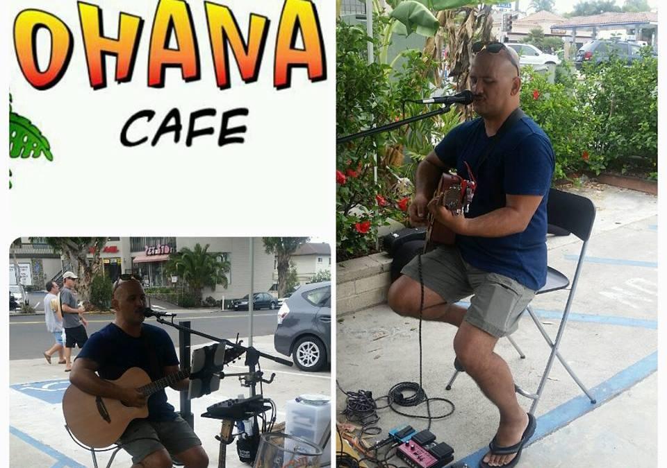 Ohana Cafe Jamz!