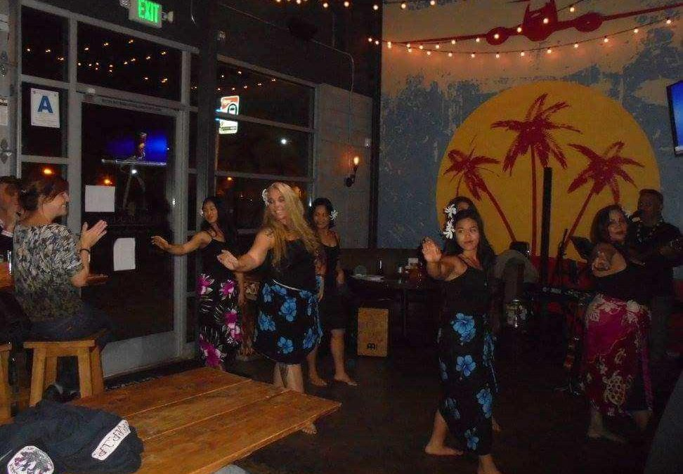Hawaiian Music, Hula and The Promiscuous Fork