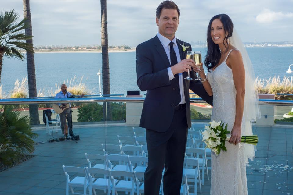 Amazing Wedding at Loews Coronado Bay Resort