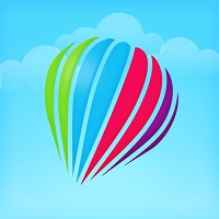 Gogobot Balloon Logo