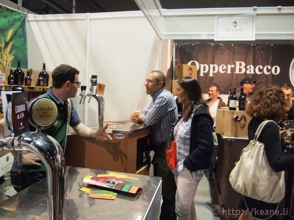 Italia Beer Festival - OpperBacco's Corner