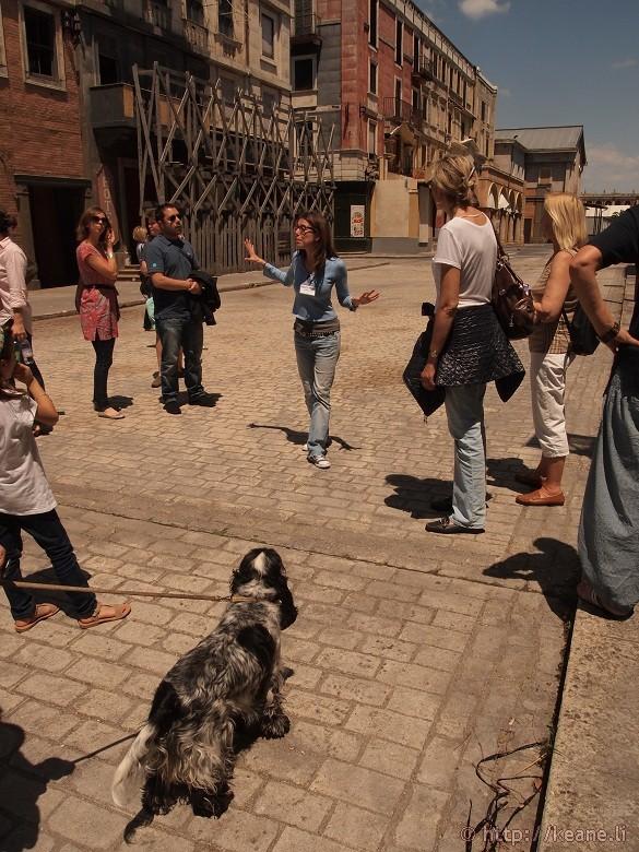 Cinecittà - Tour guided by Francesca