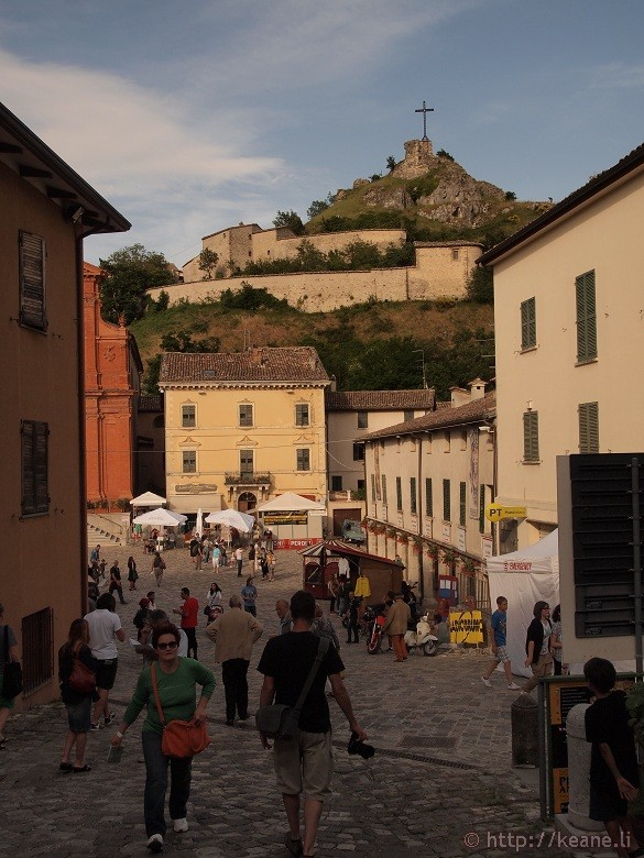 Artisti in Piazza - Streets of Pennabilli