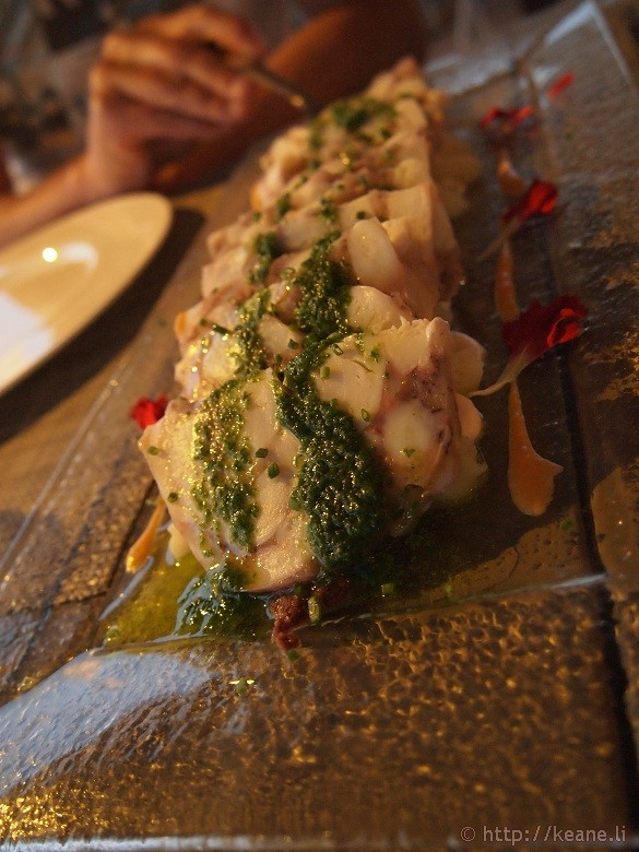 Seafood platter at l'Amarissimo in Lido di Savio