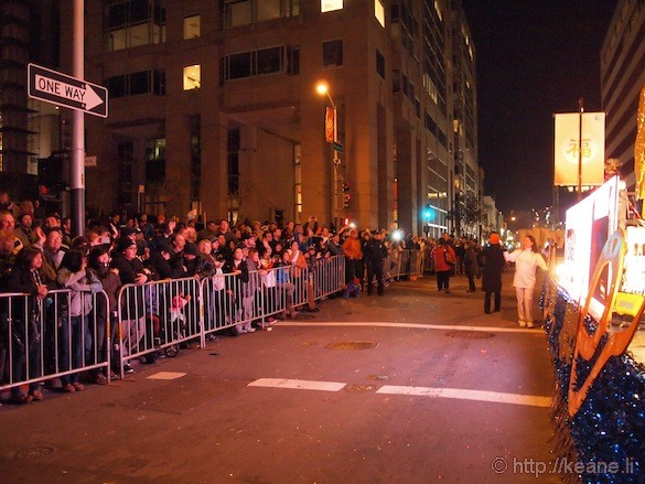 California Street viewers respond to HTC One X+ livestream on AT&T float