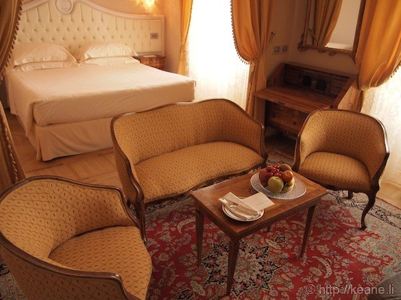 Grand Hotel Rimini - Guestroom